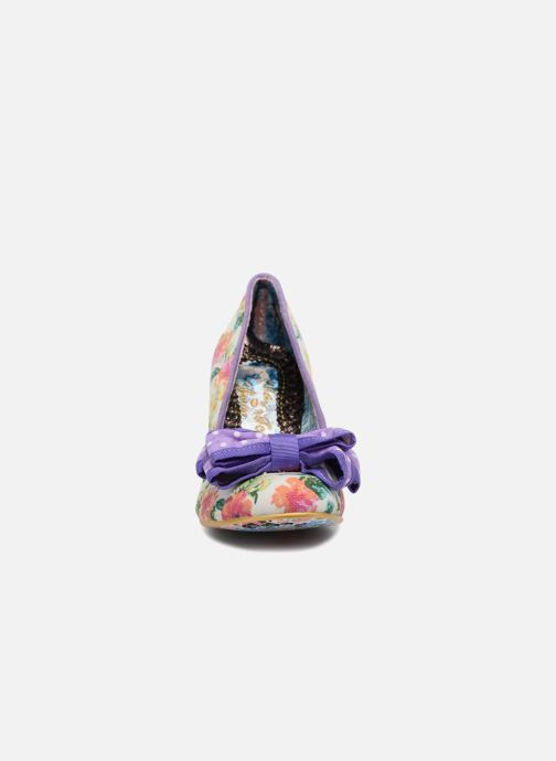 Zapatos de tacón Irregular choice Ban Joe Multicolor vista del modelo