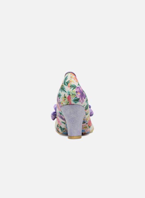Zapatos de tacón Irregular choice Ban Joe Multicolor vista lateral derecha