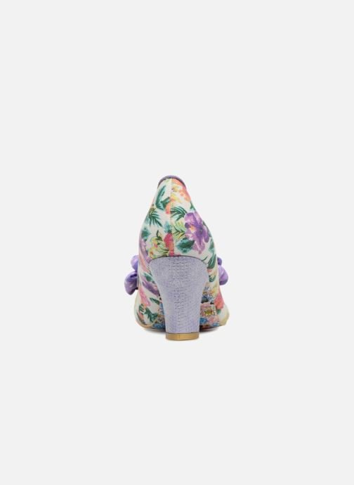 Escarpins Irregular Choice Ban Joe Multicolore vue droite