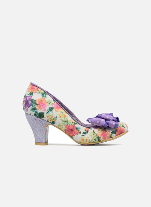 High heels Irregular choice Ban Joe Multicolor back view
