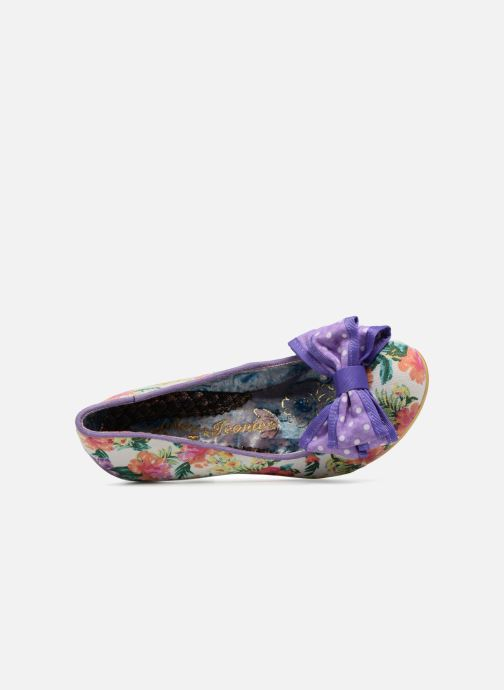 Escarpins Irregular Choice Ban Joe Multicolore vue gauche