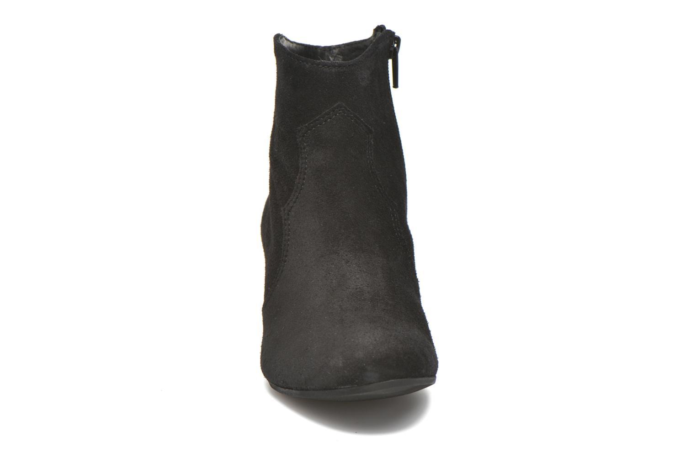 Bottines et boots Georgia Rose Ceceki Noir vue portées chaussures