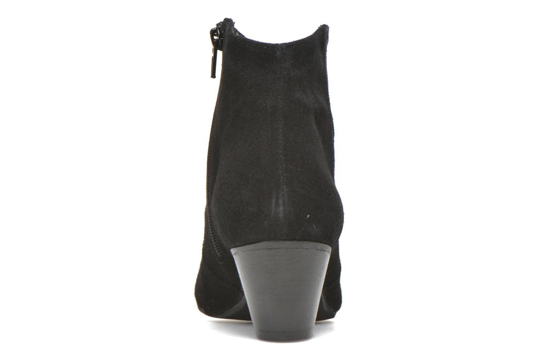 Bottines et boots Georgia Rose Ceceki Noir vue droite