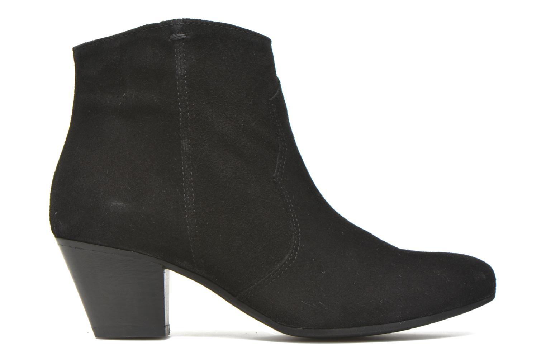 Bottines et boots Georgia Rose Ceceki Noir vue derrière