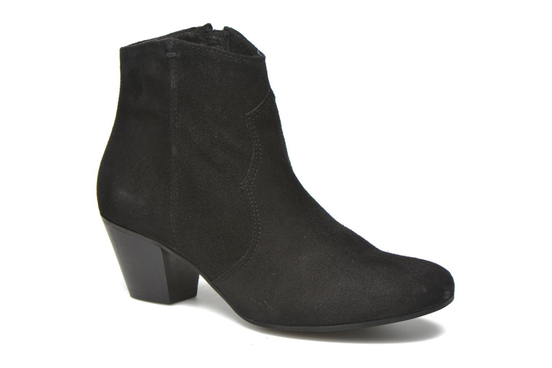 Bottines et boots Georgia Rose Ceceki Noir vue détail/paire