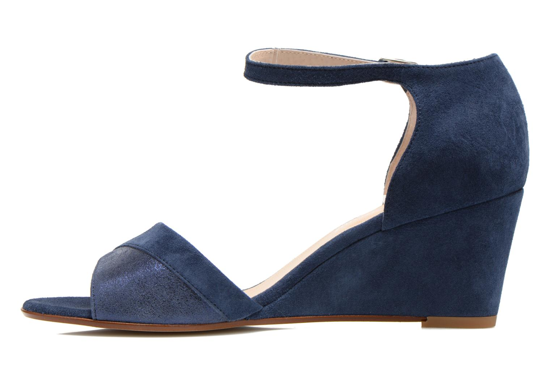 Sandales et nu-pieds Georgia Rose Lilika Bleu vue face
