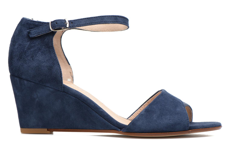 Sandales et nu-pieds Georgia Rose Lilika Bleu vue derrière