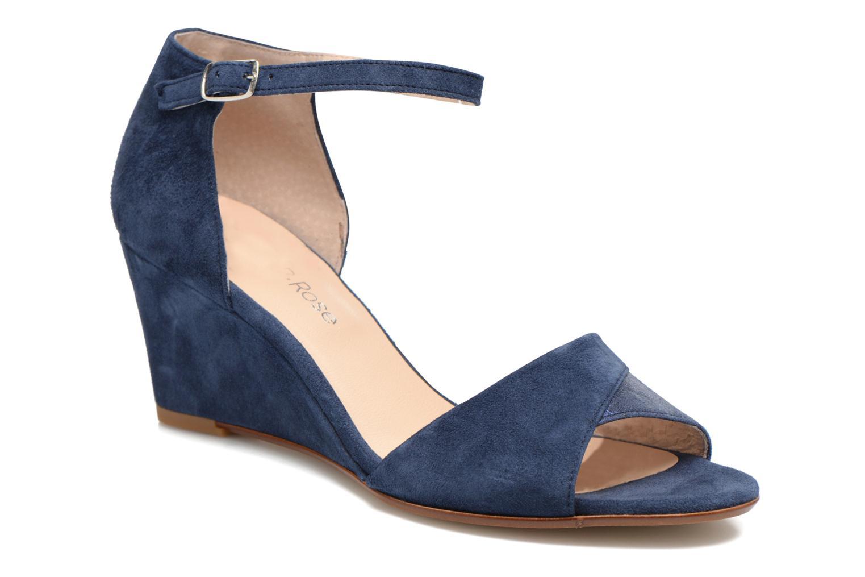 Sandales et nu-pieds Georgia Rose Lilika Bleu vue détail/paire
