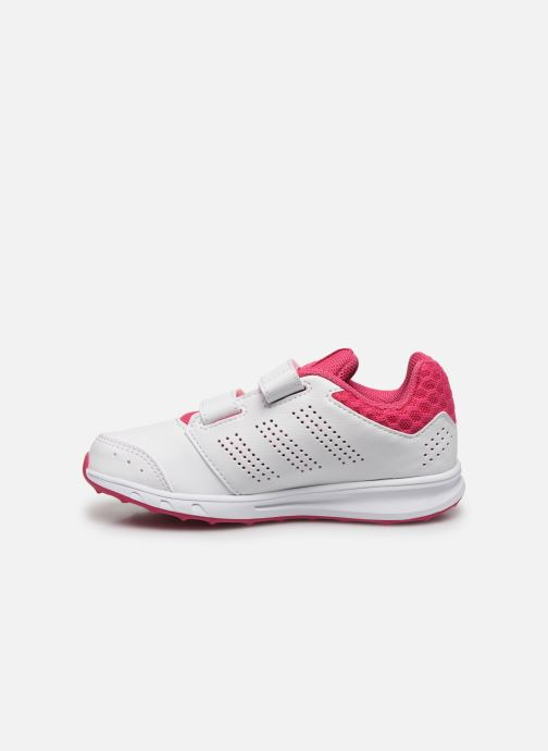 Sneakers adidas performance lk sport 2 cf k Bianco immagine frontale