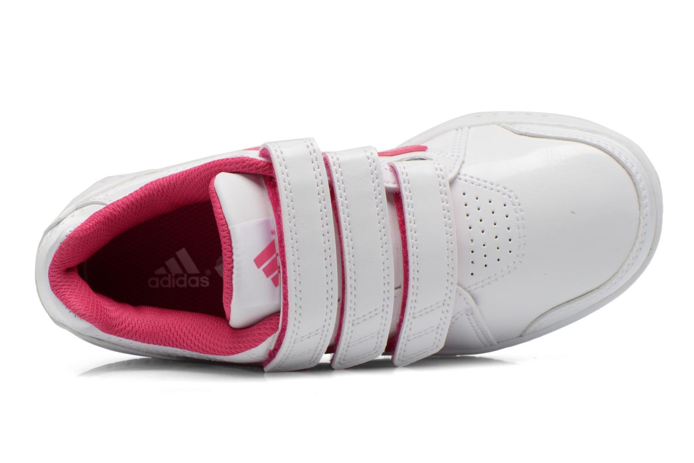 Sportschoenen Adidas Performance LK Trainer 7 CF K Wit links