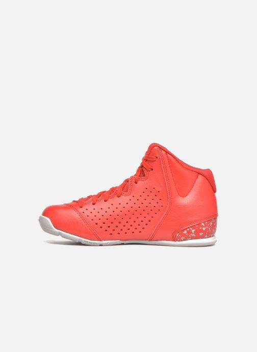 Scarpe sportive adidas performance NXT LVL SPD IV NBA K Rosso immagine frontale