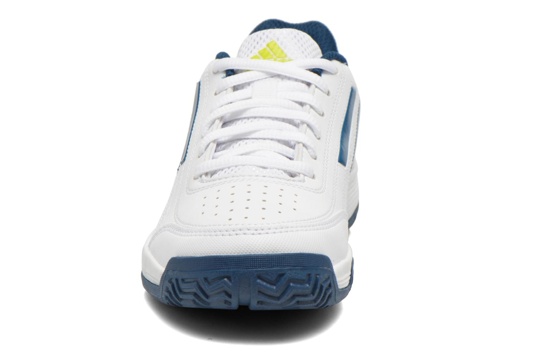 Scarpe sportive Adidas Performance Sonic Attack K Bianco modello indossato