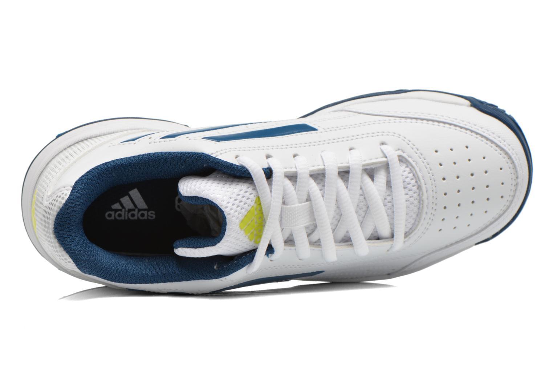 Scarpe sportive Adidas Performance Sonic Attack K Bianco immagine sinistra