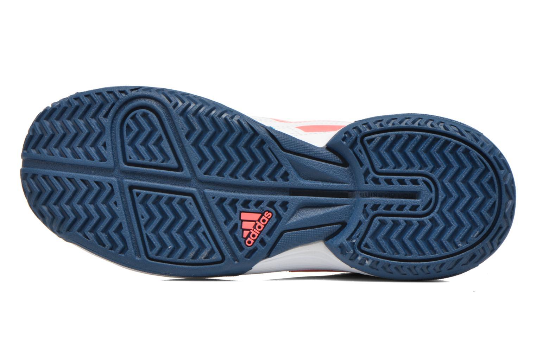 Scarpe sportive Adidas Performance Sonic Attack K Bianco immagine dall'alto