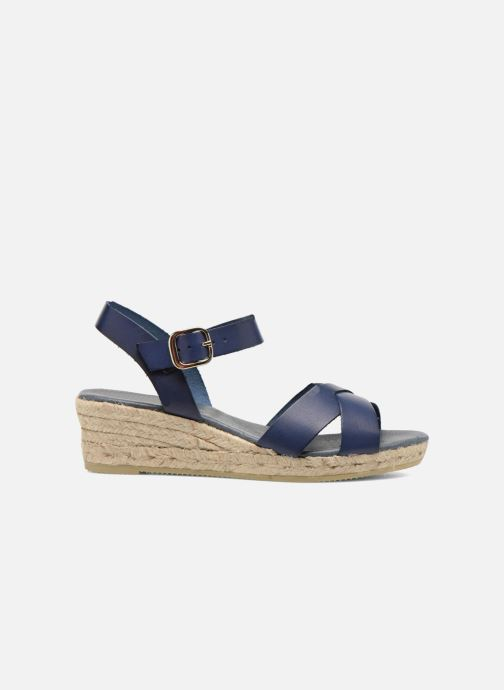 Sandales et nu-pieds Georgia Rose Inof Bleu vue derrière