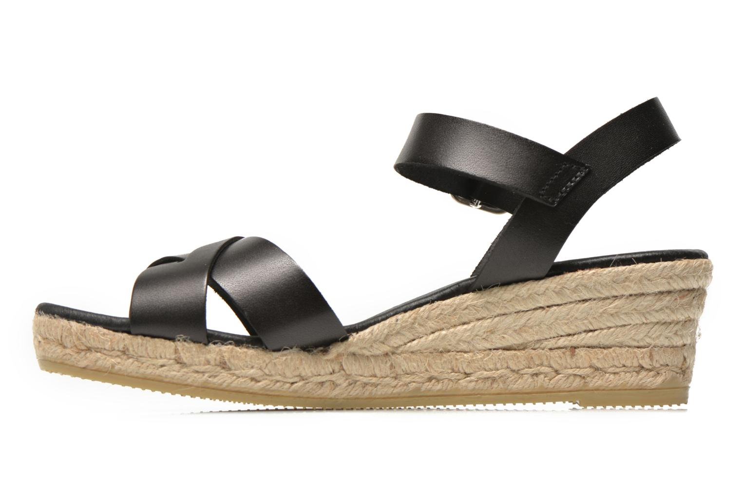 Sandals Georgia Rose Inof Black front view