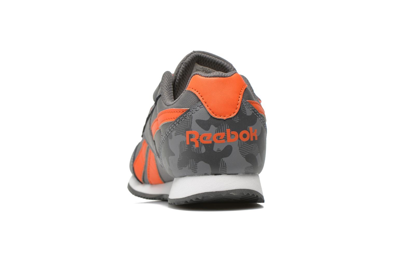 Baskets Reebok Reebok Royal Cljog 2Gr 2V Gris vue droite