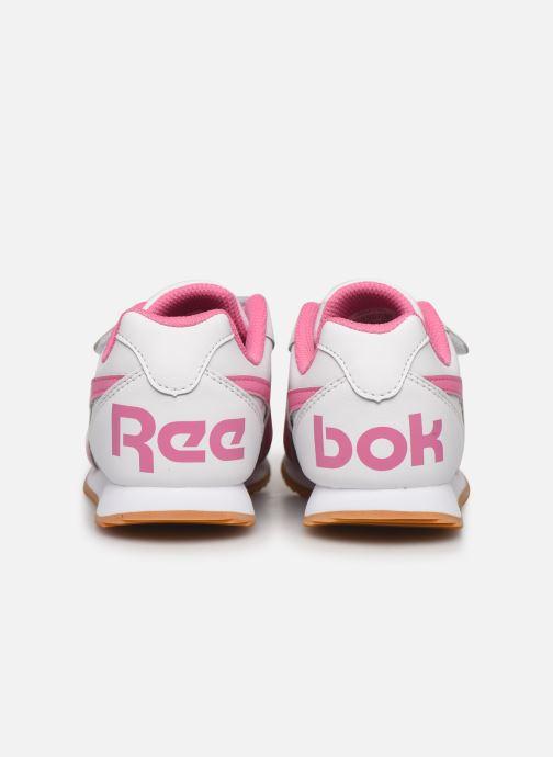 Baskets Reebok Reebok Royal Cljog 2 2V Blanc vue droite