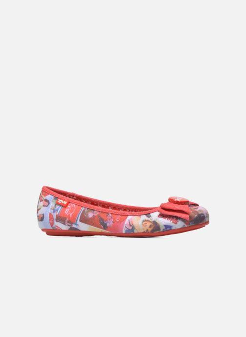 Ballerines Coca-cola shoes Tampinas Multicolore vue derrière