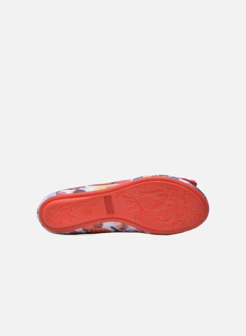Ballerines Coca-cola shoes Tampinas Multicolore vue haut