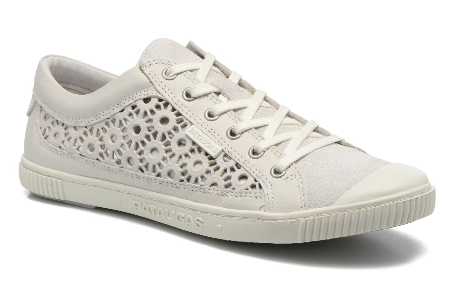 Sneakers Pataugas Bague/A Wit detail
