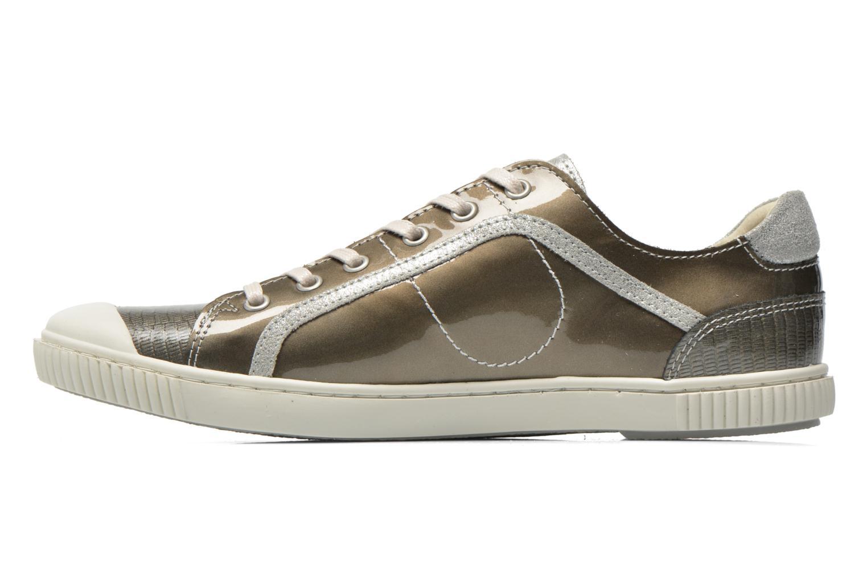 Sneakers Pataugas Baheri/V Zilver voorkant