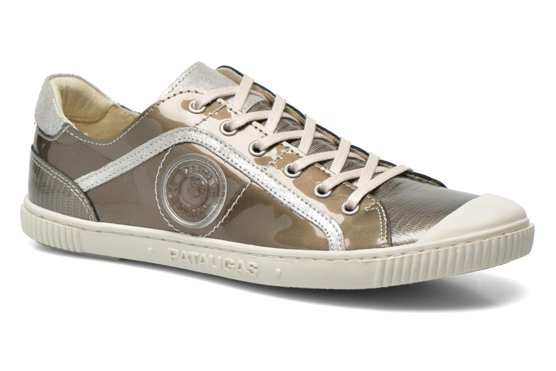 Sneakers Pataugas Baheri/V Zilver detail