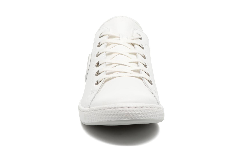 Baskets Pataugas Jayo Blanc vue portées chaussures