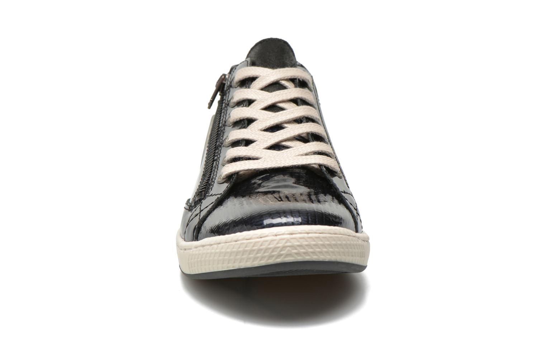 Baskets Pataugas Jester/V Noir vue portées chaussures