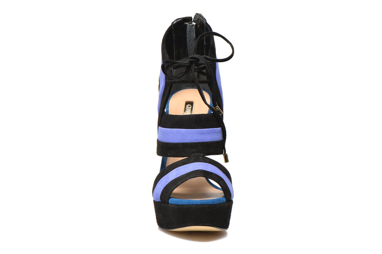 Sandales et nu-pieds Guess Karlea Multicolore vue portées chaussures