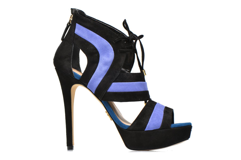 Sandales et nu-pieds Guess Karlea Multicolore vue derrière