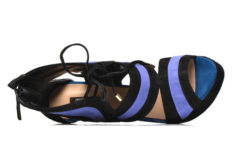 Sandales et nu-pieds Guess Karlea Multicolore vue gauche