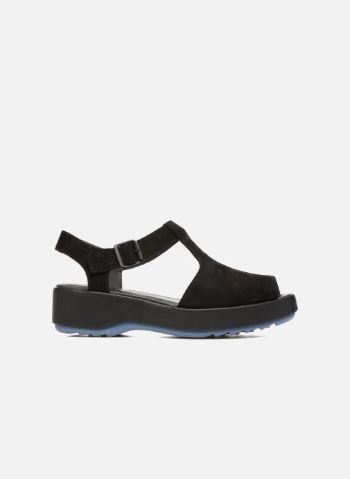 Sandales et nu-pieds Camper Dessa K200083 Noir vue derrière