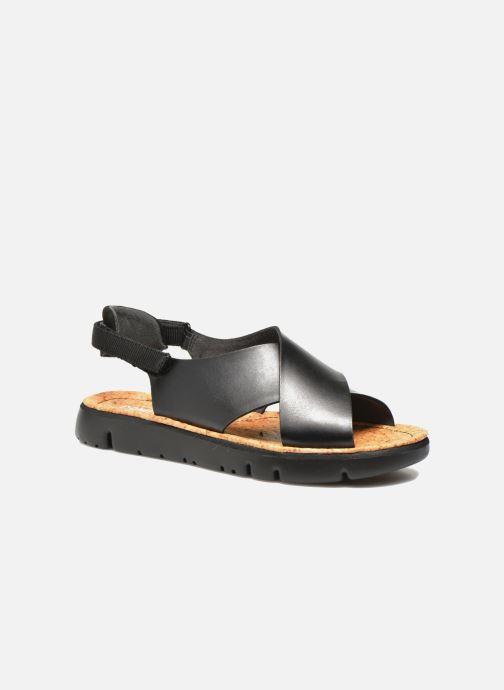 scarpe e aperte Nero Oruga chez Sandali Camper K200157 Sarenza xwYIfFqXF