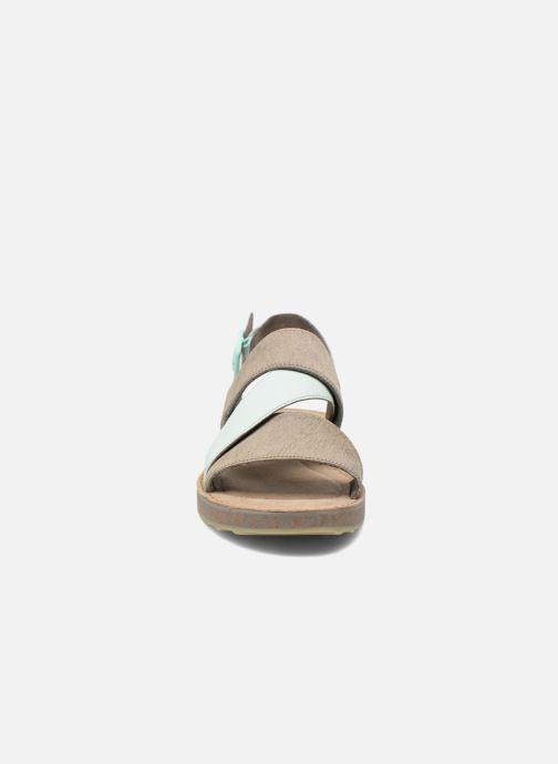 Sandaler Camper Pim Pom K200138 Grå bild av skorna på