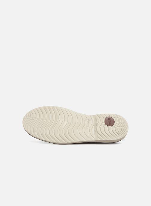 Chaussures à lacets Camper Morrys K100057 Marron vue haut