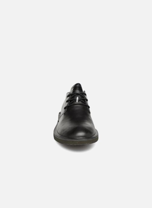 negro Cordones Sarenza Zapatos Camper Con Chez Morrys K100057 qw7xf78naE