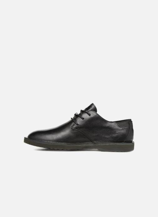 Chaussures à lacets Camper Morrys K100057 Noir vue face