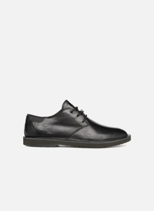 Zapatos con cordones Camper Morrys K100057 Negro vistra trasera