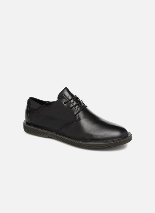 Chaussures à lacets Camper Morrys K100057 Noir vue détail/paire