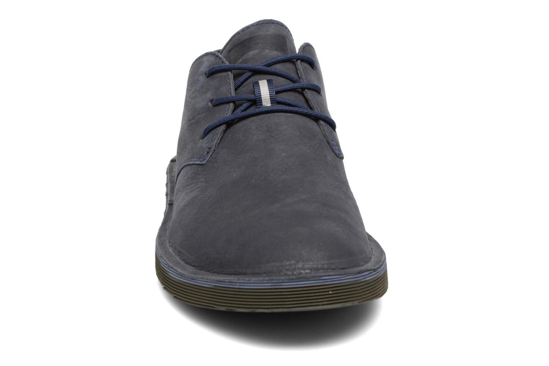 Chaussures à lacets Camper Morrys K100057 Bleu vue portées chaussures
