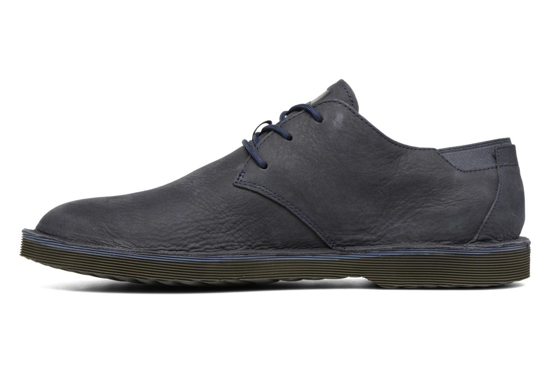 Chaussures à lacets Camper Morrys K100057 Bleu vue face