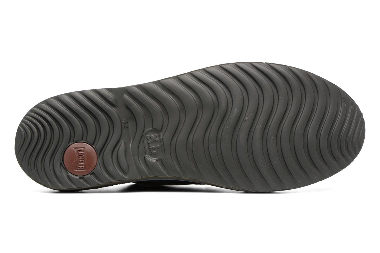 Chaussures à lacets Camper Morrys K100057 Bleu vue haut
