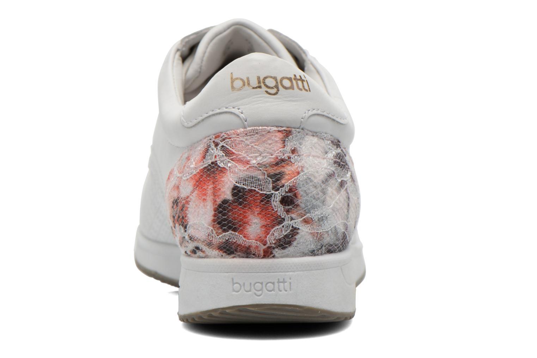 Baskets Bugatti Fina J7801 Beige vue droite