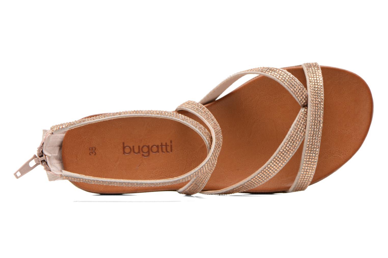 Sandales et nu-pieds Bugatti Jodie V6585-6N Rose vue gauche