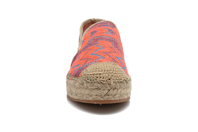 Espadrilles Steve Madden ESPIE Multicolore vue portées chaussures