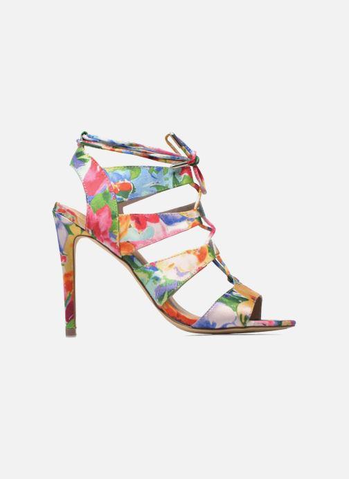 Sandales et nu-pieds Steve Madden SANDALIA Multicolore vue derrière
