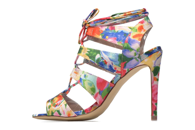 Sandales et nu-pieds Steve Madden SANDALIA Multicolore vue face