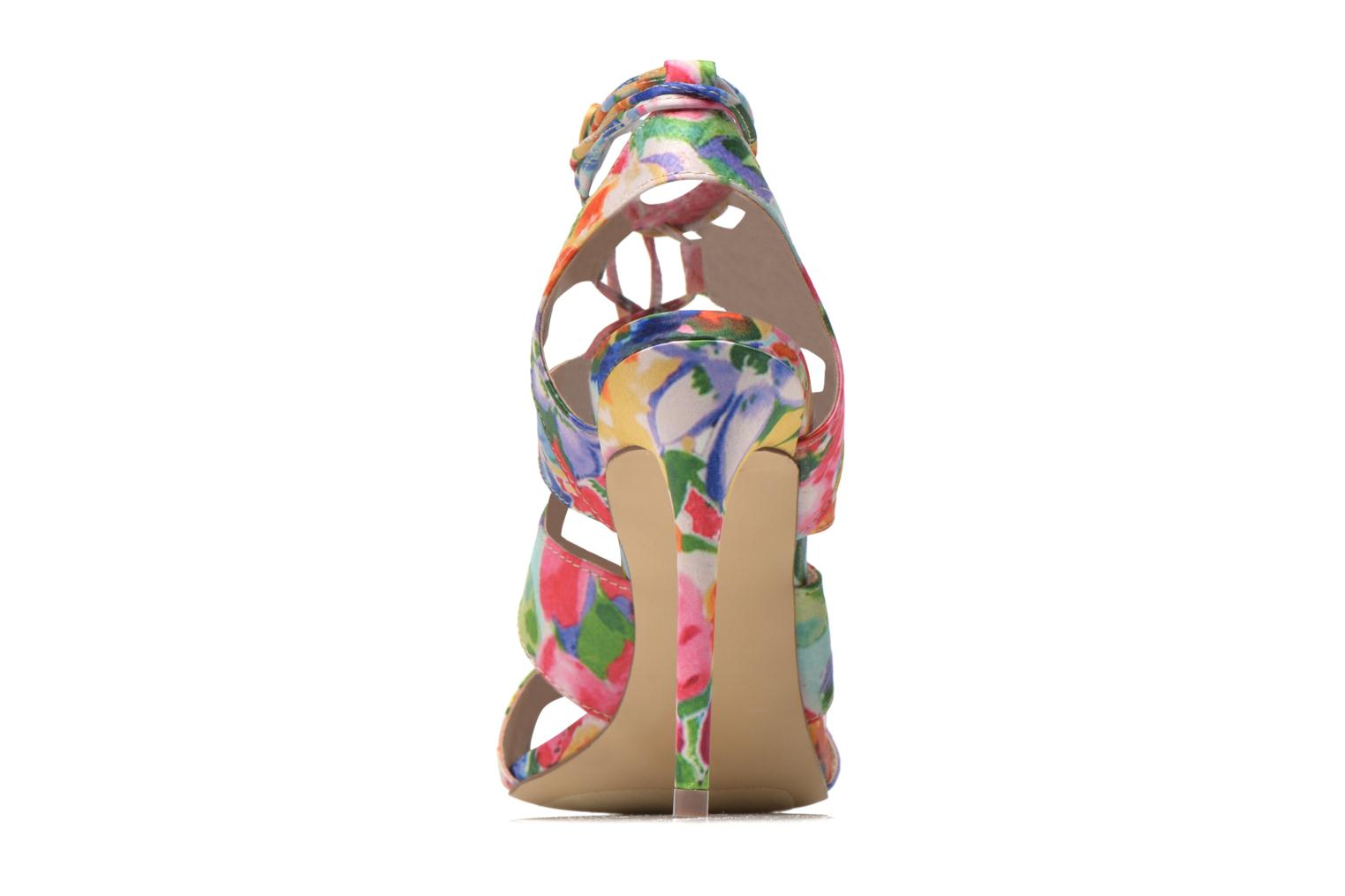 Sandals Steve Madden SANDALIA Multicolor view from the right