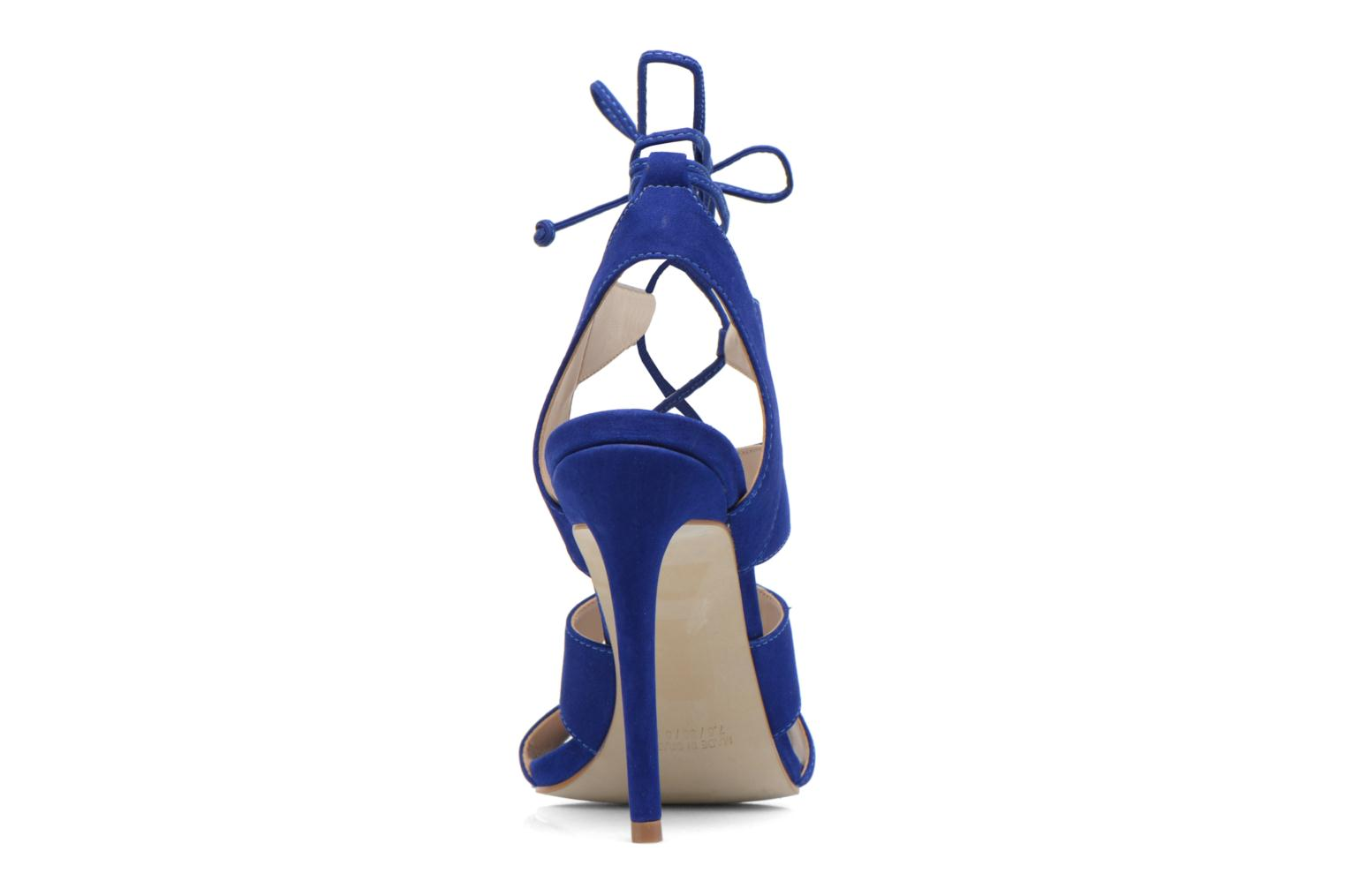 Sandals Steve Madden SANDALIA Blue view from the right